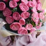 Пионовидные розы 2