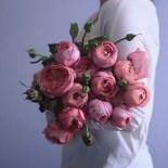 Пионовидные розы 3