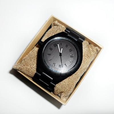 Деревянные часы Aismei