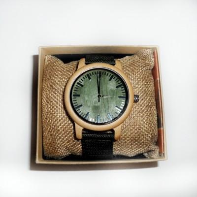 Деревянные часы Bobo Bird D11