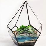 Флорариум в аквариуме с водой_7_ArtFloria